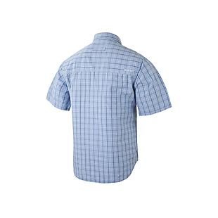 Wildcraft Men Half Sleeve Shirt - Blue