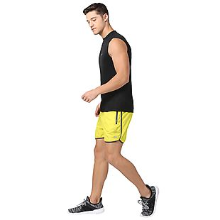 Wildcraft Men Hypacool Poly Runner'S Tank - Black
