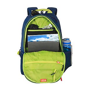 Wildcraft Wildcraft Xpander Detachable Laptop Backpack - Blue