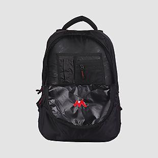 Wildcraft Azi Laptop Backpack - Black