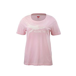 Wildcraft Women W Graphic Tee - Pink