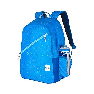 Wildcraft Wiki 3 Spray Backpack - Blue
