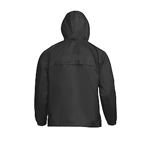 Wildcraft Black Unisex Rain Coats
