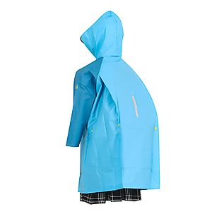 Wildcraft Wiki Sprinkle - Rainwear for Kids 4-8 yrs - Blue
