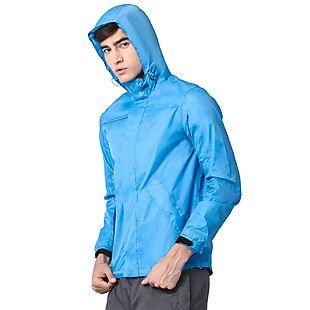 Wildcraft Hypadry Unisex Rain Pro Jacket - Blue