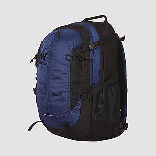 Wildcraft Rucksack For Trekking Eiger Plus 35L - Blue