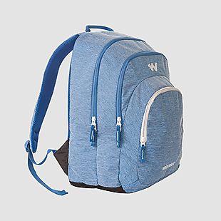 Wildcraft Melange 3 Backpack Bag - Dark Blue
