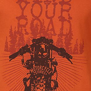 Wildcraft Men MCS Bike Print