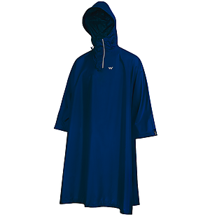 Wildcraft Rain Poncho - Light Blue