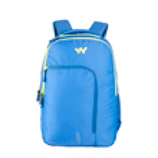 Wildcraft Doyen Laptop Backpack With Internal Organizer - Blue