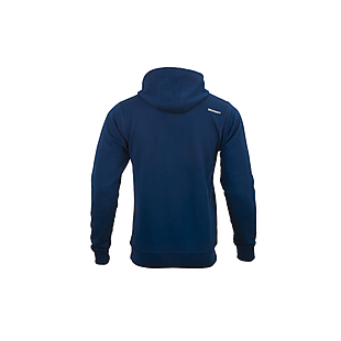 Wildcraft Wildcraft Men Hoodie Sweatshirt Print - Rhino - Navy Blue