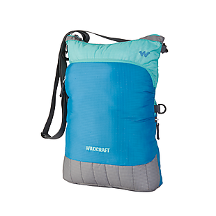 Wildcraft Wrap-It Messenger For Women - Turquoise
