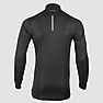 Wildcraft Men Hypacool Full Sleeve Hiking T Shirt - Anthracite