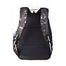 Wildcraft Wiki 5 Jock Backpack - Black