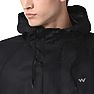 Wildcraft Hypadry E Plus Unisex Rain Cheater Suit - Black