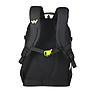 Wildcraft Acer Laptop Backpack With Clothing Compartment - Black