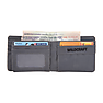 Wildcraft Men Bifold Plus 2 Wallet - Black