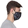 Wildcraft Wiki Champ Mask – Puzzle Black – Large – Pack of 7